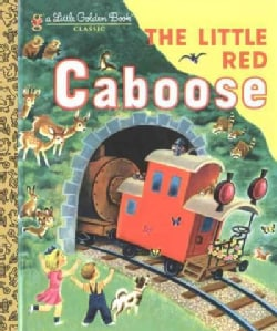 Little Red Caboose (Hardcover)