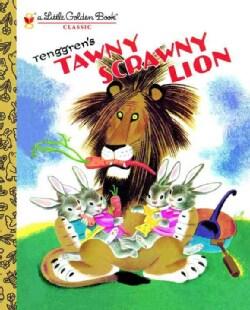 Tawny Scrawny Lion (Hardcover)