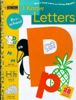 I Know Letters: Preschool (Paperback)