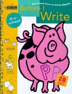 Before I Write (Paperback)