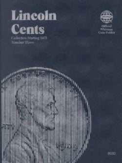 Lincoln Cents Collection Starting 1975 (Hardcover)