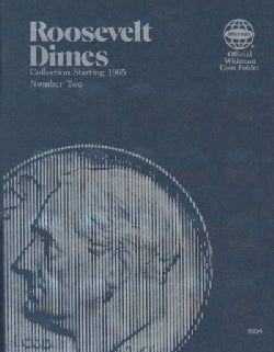 Roosevelt Dimes: 1965 To Date (Hardcover)
