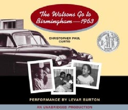 The Watsons Go To Birmingham--1963 (CD-Audio)