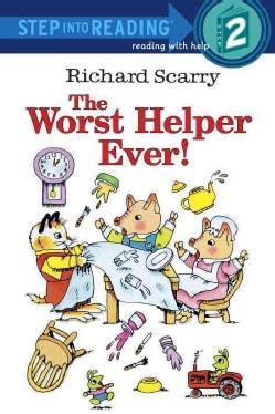 The Worst Helper Ever! (Paperback)