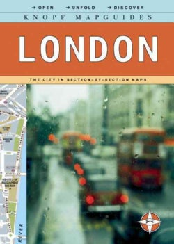 Knopf Mapguide: London (Paperback)