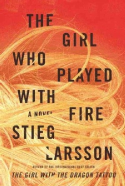 The Girl Who Played With Fire (Hardcover)
