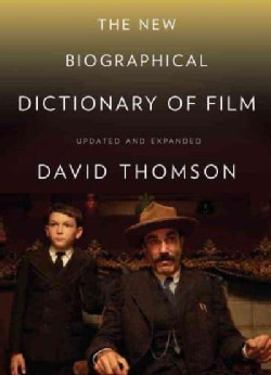 The New Biographical Dictionary of Film (Hardcover)