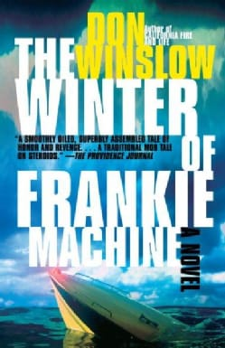 The Winter of Frankie Machine (Paperback)