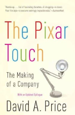 The Pixar Touch: The Making of a Company (Paperback)