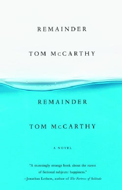 Remainder (Paperback)