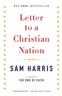 Letter to a Christian Nation (Paperback)