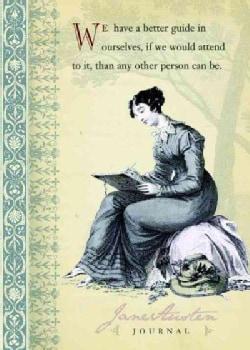 Jane Austen Journal (Notebook / blank book)