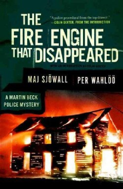 The Fire Engine That Disappeared (Paperback)