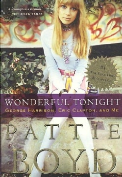 Wonderful Tonight: George Harrison, Eric Clapton, and Me (Paperback)