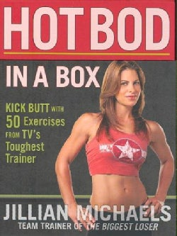 Hot Bod in a Box: Kick Butt With 50 Exercises from Tv's Toughest Trainer (Cards)