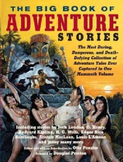 The Big Book of Adventure Stories (Paperback)