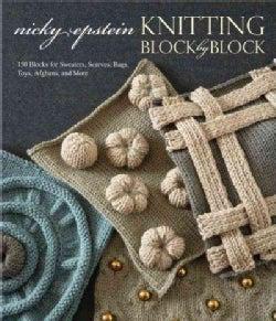 Knitting Block by Block (Hardcover)