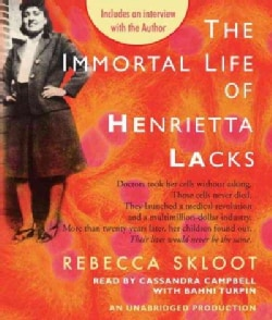 The Immortal Life of Henrietta Lacks (CD-Audio)