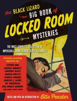 The Black Lizard Big Book of Locked-Room Mysteries (Paperback)