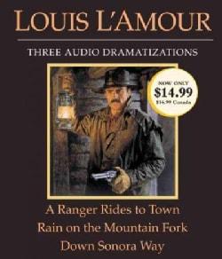 A Ranger Rides to Town/ Rain on a Mountain Fork/ Down Sonora Way (CD-Audio)