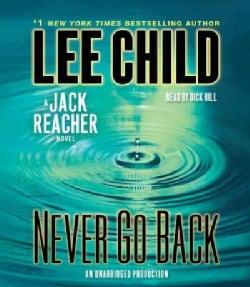 Never Go Back (CD-Audio)