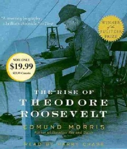 The Rise of Theodore Roosevelt (CD-Audio)