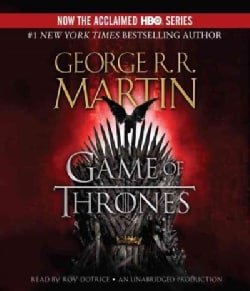 A Game of Thrones (CD-Audio)