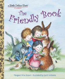 The Friendly Book (Hardcover)