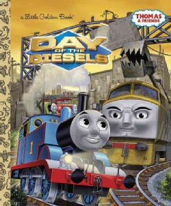 Day of the Diesels (Hardcover)
