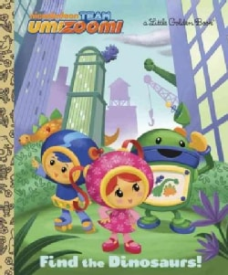 Find the Dinosaurs! (Hardcover)