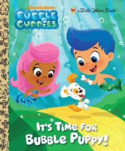 It's Time for Bubble Puppy! (Hardcover)