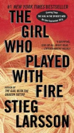 The Girl Who Played With Fire (Paperback)