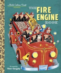 The Fire Engine Book (Hardcover)