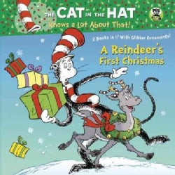 A Reindeer's First Christmas / New Friends for Christmas (Paperback)