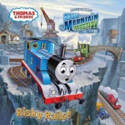 Risky Rails! (Paperback)