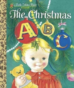The Christmas ABC (Hardcover)