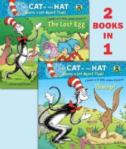 Thump!/The Lost Egg (Paperback)