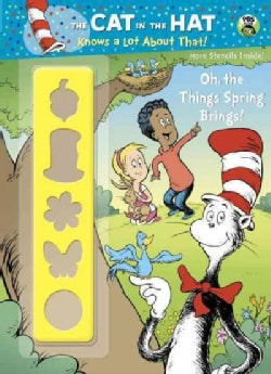 Oh, the Things Spring Brings! (Paperback)