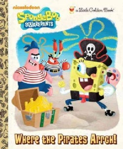 Where the Pirates Arrgh! (Hardcover)
