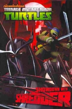 Showdown With Shredder (Paperback)