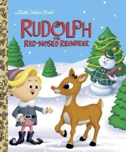 Rudolph the Red-Nosed Reindeer (Hardcover)