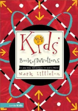 Nirv Kids' Book of Devotions: A 365-Day Adventure in God's Word (Paperback)
