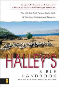 Halley's Bible Handbook With the New International Version (Hardcover)