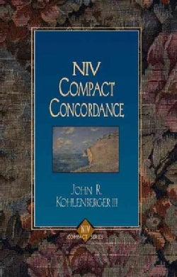 NIV Compact Concordance (Paperback)