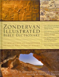 Zondervan Illustrated Bible Dictionary (Hardcover)