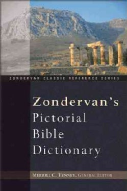 Zondervan Pictorial Bible Dictionary (Hardcover)