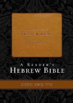 A Reader's Hebrew Bible (Paperback)