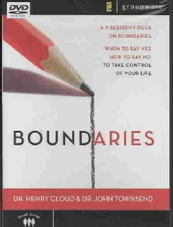 Boundaries: When to Say Yes, How to Say No to Take Control of Your Life (DVD video)