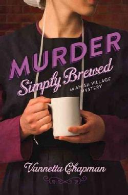 Murder Simply Brewed (Paperback)