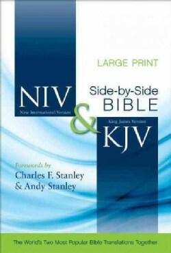 NIV & KJV Side-by-Side Bible: New International Version/ King James Version (Hardcover)